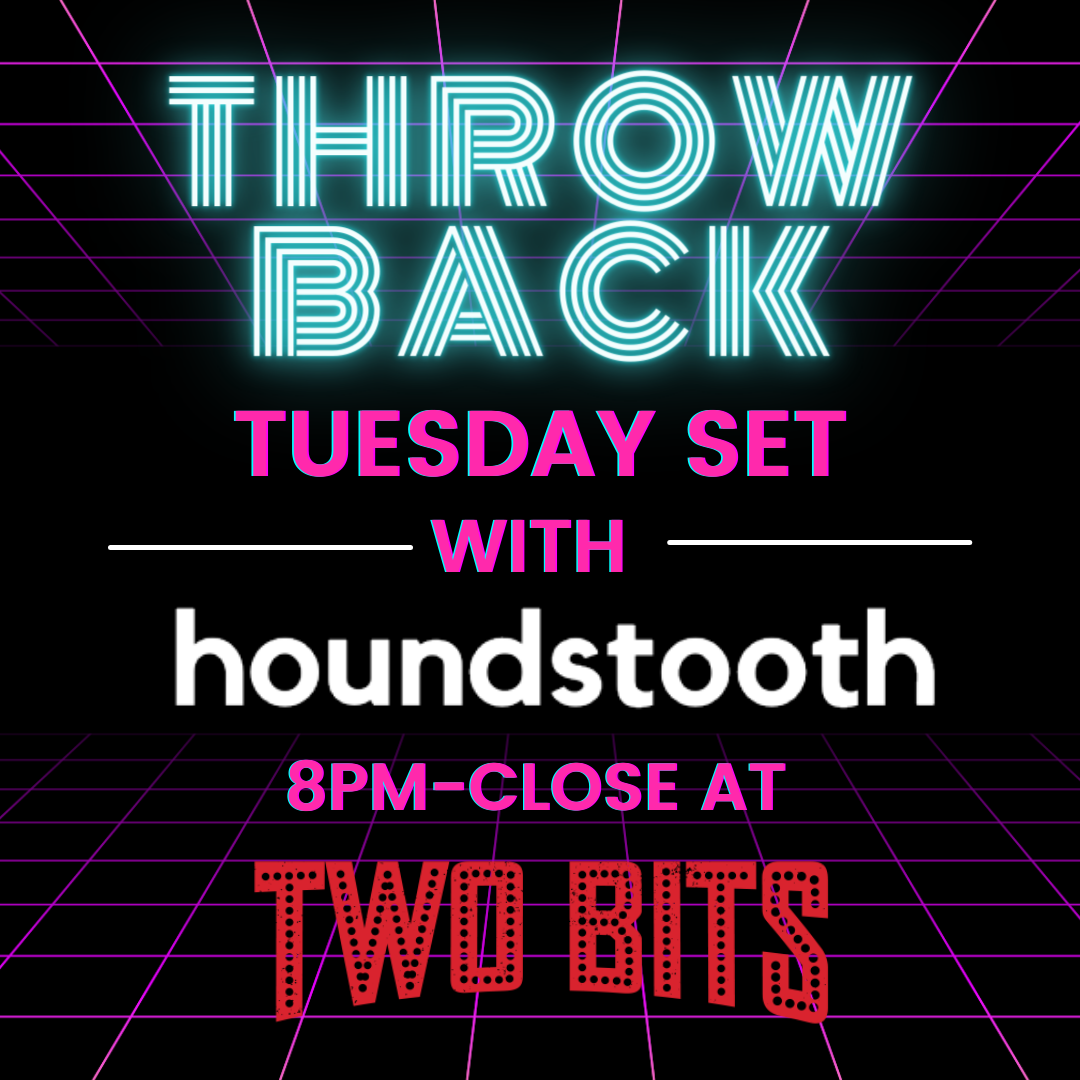 Throwback Tuesday - Houndstooth